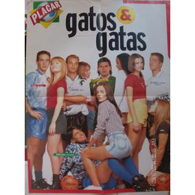 Poster Placar Gatos E Gatas Grande