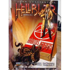 Hellblazer Infernal Completo! 1ao8