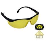 c924744f8c833 Oculos De Segurança Condor Cor Âmbar  Lente Amarela Noturno