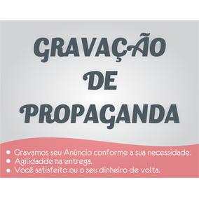 Propaganda Volante Locutor Off Carro De Som Spot Comercial