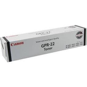 Toner Original Canon Gpr-22 Ir-1023/n/if, Ir-1025/n/if.