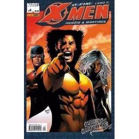 Hq - X-men O Fim - Herois E Martires Livro 2 Nª 1
