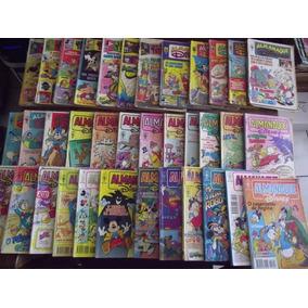 Pack Quantidade Variável Conforme Numeros Almanaque Disney