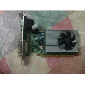 Tarjeta De Video Nvidia Geforce Gt 610 1gb Ddr3 Pci Express,
