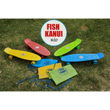 630e360412 Cruiser Skate Fish Kanui Rio 27 Pulgadas Clasic 69 Cms