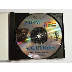 Cd Software Programa Skf Prism4 Solutions Analise Vibração