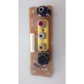 Placa De Áudio Amplifier Tv Lcd Philips 26pf5321/78