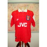 Camisa Futebol Arsenal Londres Inglaterra Antiga Nike 064 f1e6994477837