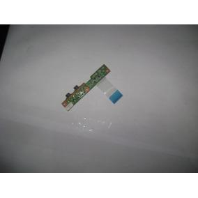 Conector De Som Notebook Compac Presario Cq50