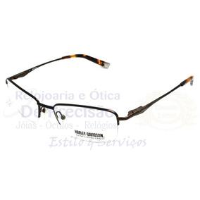6b62e32a77c2e Oculo Grau Harley Davidson Armacoes - Óculos no Mercado Livre Brasil