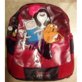 Mochila Adventure Time Hora De Aventura