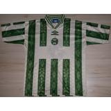 b7a9900b63 Rara Camisa Away Jogo Coritiba 1996 Sem Patrocinio  5 Umbro