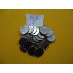 Lote Com 23 Moedas Nacionais De 500 Cruzeiros1992- Tartaruga