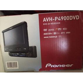 Pioneer Dvd Player Modelo Avh-p4900
