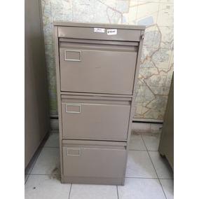 Archivero Nacional Con Caja Fuerte