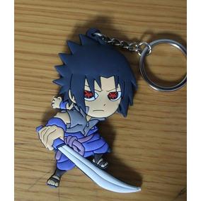 Chaveiro Sasuke Saske Uchiha Alta Qualidade Naruto Shippuden