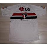 Camisa Do São Paulo F.c. 2004 Topper Lg #8 Tam G
