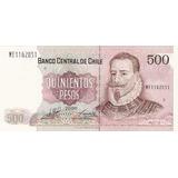 Billetes De $500 Nuevos Sin Circular Año 2000