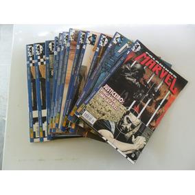 Paladinos Marvel! Vários Panini 2002! R$ 15,00 Cada!