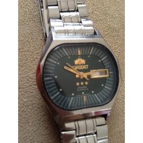 Reloj Orient Original Extensible Acero Inoxidaacepto Cambio