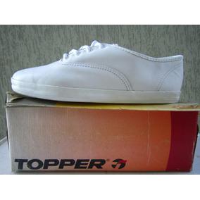 Tênis Topper Rainha Prestige Vintage 80