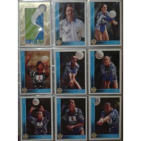 Cards Da Super Liga Masculina E Feminina De Vôlei 1994
