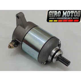 Motor De Partida Arranque Cg Fan Titan 150 Mix Nxr Bros 150