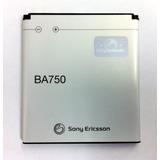 Batería Pila Ba750 Sony Original Xperia