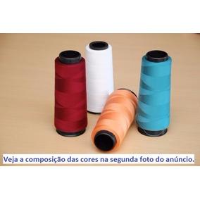 Linha Para Máquina De Costura - Caixa Com 40 Cones