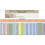 Planilha Revisional De Cartão De Crédito