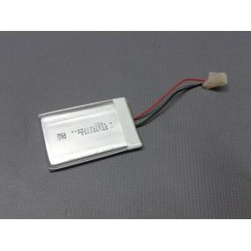 Bateria Gps Mp4 Mp3 Etc 3,7v 400ma 4,3cm X 3cm X 4mm 2 Fios