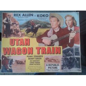 Posters/ Fotos Barbeirantes Do Oeste (rex Allen E Koko) #565