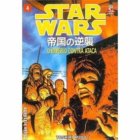 Mangá Star Wars - O Império Contra Ataca Arco Completo