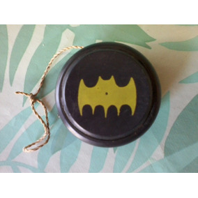 Yoyo De Batman Decada Del 80 Con Logotipo