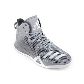 the best attitude 96eb4 388a4 Zapatillas adidas Basquet Dt Bball Mid Gris Hombre Deporfan
