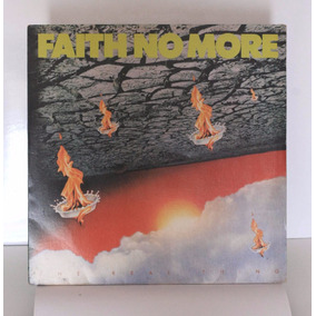 Lp Faith No More - The Real Thing Vinil 1990