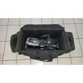Câmera Sony Xdcam Pdw F330 Hd 3 Mídias Xdcams Lente Fujinon