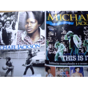 Poster Histórico De Michael Jackson - This Is It