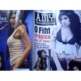 Coleção Show Mix - Super Poster De Amy Winehouse