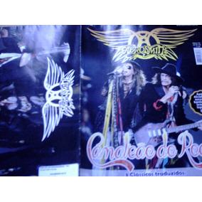 Col. Rock Concert - Poster De Aerosmith - Camaleão Do Rock
