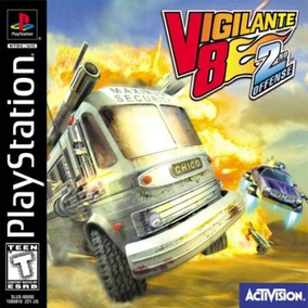 jogo vigilante 8 ps2