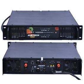Amplificador Auditech Vat-4000 4000wrms 2ohms