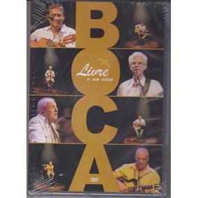 Boca Livre - Dvd Ao Vivo - 2007 - Lacrado De Fábrica