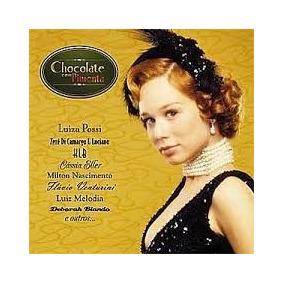 trilha sonora da novela chocolate com pimenta nacional