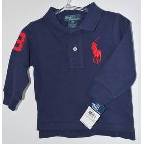 Camisa Polo Ralph Lauren Para Bebe. Tamanho 12 Meses - Calçados ... 185b0ffceff