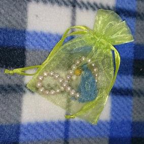 Pulsera De Perlas Cultivadas [color Rosa]