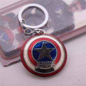 Chaveiro Capitão América Avengers