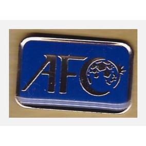 Pin - Afc - Asian Football Confederation / Oficial