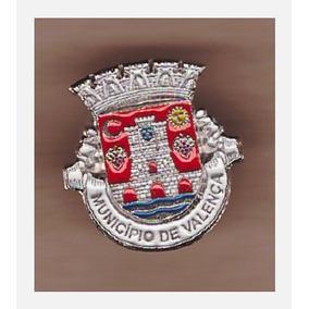 Pin - Brasão Do Município De Valença / Portugal