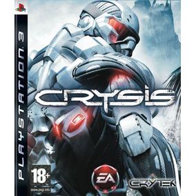 Crysis 1 - Playstation 3 Artgames Digitais